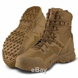 Altama 322003 Men's Raptor 8 Safety Toe Coyote Athletic Tactical Boots Shoes