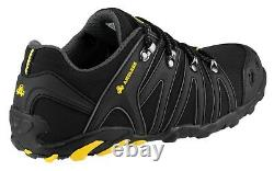 Amblers FS23 Safety Trainers Soft Shell Steel Toe Cap ens Womens Work Shoes