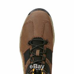 Ariat 10018552 Contender Safety Toe 5 Non-Slip EH Rated Oil Resistant Work Shoe