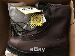 843bba56d39 Belleville 330 St Wet Weather Brown Steel Toe Flight Boots All Sizes New