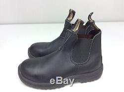 Blundstone Bl179 Black Safety Work Boots Size AU 5.5 / Womens US 8.5