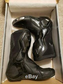 Dainese Torque D1 Out Air Boots Black Motorcycles Riding Boots Shoes US 9 42
