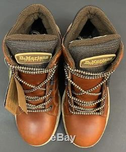 Doc DR Martens IRONBRIDGE Steel Toe Safety Boots Mens Size 11 ASTM F2413-11 New