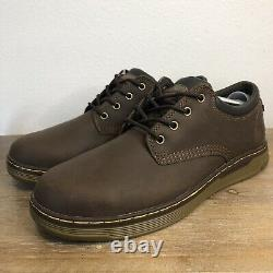 Dr. Doc Martens Men's Size 12 Culvert SD Steel Toe Safety Shoes AW004 New