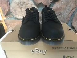 Dr. Doc Martens New Ashridge Steel Toe Oxford Shoes Work SD