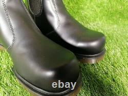 Dr Martens ICON 2228 PW Safety Shoes UK Size 10 EU 45 Chelsea Boots Steel Toe