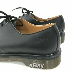 Dr Martens Steel Toe Cap Leather Made In England Shoes Size UK 9