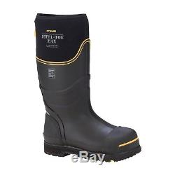Dryshod Steel Toe Max Work Boot Extreme Conditions Sizes 7 16 Muck Boot Style