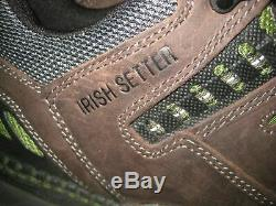 Irish Setter Red Wing Men's Safety Toe Work Boots Shoes Size 9M New In Box