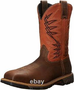 Irish Setter by Red Wing Work Mens 83910 Marshall 11 Pull-On Square Steel Toe h