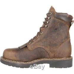 Justin Work Steel Toe CSA-Approved Puncture-Resistant Work Boot