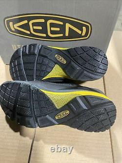KEEN Utility Men's Aurora Low ESD Steel Safety Toe Work Shoe Boot Size US 11EE