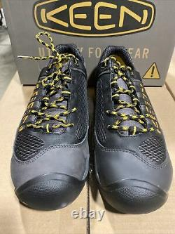 KEEN Utility Men's Aurora Low ESD Steel Safety Toe Work Shoe Boot Size US 11.5EE