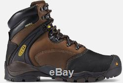 Keen Louisville 6 Met Guard Size 12 M (D) EU 46 Men's WP Steel Toe Work Boots