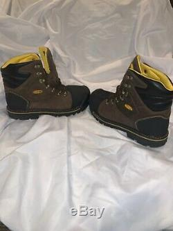 Keen Milwaukee 6 Size 11.5 Men's Steel Toe Work Boots Shoes 1007976