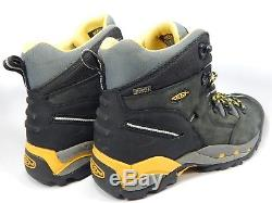 Keen Pittsburgh 6 Size US 12 2E WIDE EU 46 Men's Steel Toe Utility / Work Boots