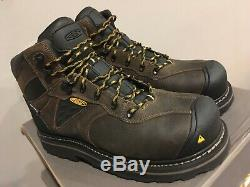 Keen Utility Tacoma 1015396 Composite toe Safety work shoe boot ASTM Wide width