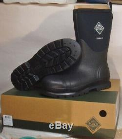 MUCK Waterproof CHORE ST STEEL TOE All Conditions WORK Boots size 8 9 10 NEW