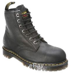 Men's Dr Martens Icon 7B10 SSF Safety Steel Toe Boot Industrial Bear 12231002