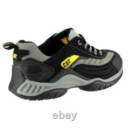 Mens Caterpillar Moor Safety Steel Toe SB Work Trainers Shoes Sizes 6 to 13