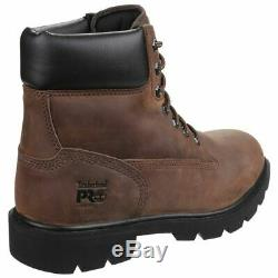 Mens Timberland Pro Sawhorse Lace Up Safety Steel Toe Work Boots Sizes 7 to 11