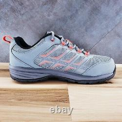 Merrell Women's WINDOC Steel Toe Safety Work Shoes Sizes 8, 9