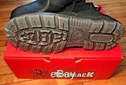 NEW Redback USBBK Men's Easy Escape Steel Safety Toe Work Boots NIB Leather