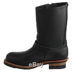 NIB AUTH. Red Wing Heritage 11 Engineer Boots 2268 BLACK- Steel Toe SELECT SIZE