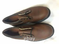 NIB Red Wing 4407 Made In USA Steel Toe Shoe Full Grain Leather Men Shoes 6-10