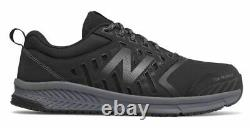 New Balance Shoes 412 Safety Alloy Toe MID412B1 Black Work Steel Slip Resistant