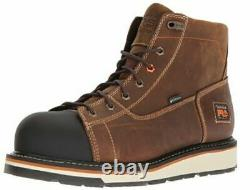 New Mens Timberland PRO Alloy Safety Steel Toe Gridworks 6 Work Shoes Boots