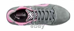 PUMA Balance Women's Pink/Gray Steel Toe Water Resistant SD Work Shoes 64.286.5