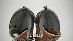 RED WING SHOES DYNAFORCE STEEL TOE BOOTS 2226 Size 10.5 D Made In USA Pre-owned