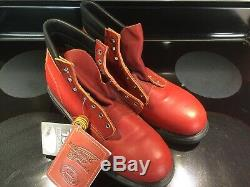 Red Wing 2245 Work Boots Steel Safety Toe Made in USA Brand New Size 10 1/2 D
