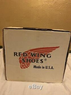Red Wing 2268 Engineer Boots Black, 12d, very great conditions Made In USA
