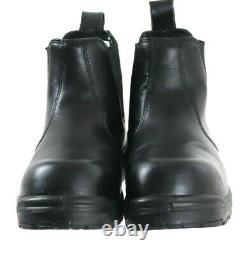 Red Wing $250 Men's Safety King Steel Toe Work Boots Size 14 2E Extra Wide Black