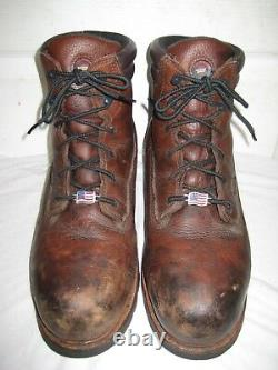 Red Wing 4461 Steel Toe Work Boots Shoes Mens Size 13 D