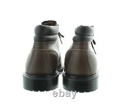 Red Wing Boots Steel Toe Men's Heritage 8215 Work Safety Shoe Brown, Size 10.5E