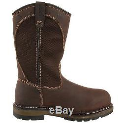 Red Wing Irish Setter Work Boots Pull On Safety Toe 83900