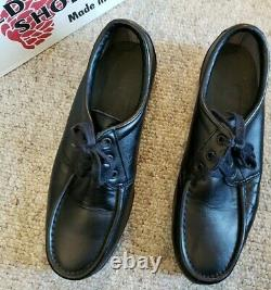 Red Wing Oxford sz 11 D 470123 ANSI Z41 PT 91 steel toe IOB made in USA 6604