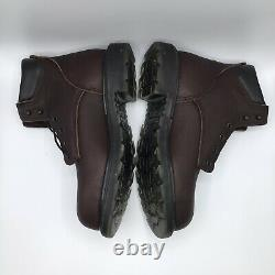 Red Wing Shoes 1sts 2406 6 Steel Toe 6 Work Boots Men's Sz 7.5E Wide