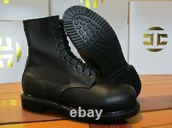 Red Wing Shoes 4473 Black 6 Supersole 2.0 Steel Toe Work Boots 9.5 D Motorcycle