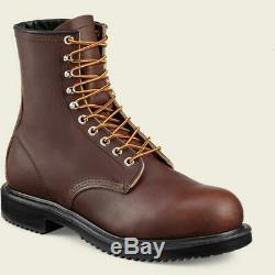 Red Wing Shoes SuperSole 8-inch Boot Men's Size 11 E3 Wide Steel Toe, EH 2233