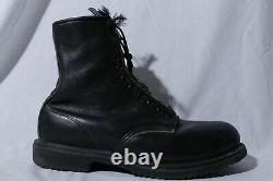 Red Wing Shoes Z41 Pt83 Men's Black Leather Steel Toe Boots sz 11