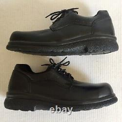 Red Wing Steel Toe Static Chemical Oil Slip Resist Work Safety Shoes Men Sz 10.5