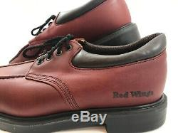 Red Wing Stock #11011 Size 9 1/2 H Slip Resistant Work Shoes Made in USA