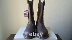 Shoes For Crews 8307 Bronco Slip-Resistant ACE Work Boot Steel Toe Size 5 or 6.5