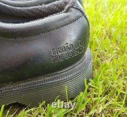 Solovair Dr. Martens NPS made in England steel toe shoes Uk7