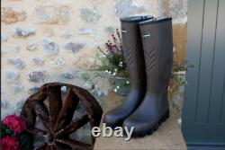 The Absolute Cheapest On Ebay Le Chameau Bte Ceres Wellies Steel Toe Cap