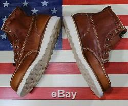 Thorogood 6 American Heritage Safety Steel Toe Work Boots 804-4200 FACT 2nd USA